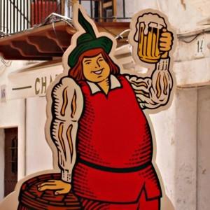 Gambrinus, el rey de la cerveza