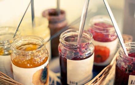 Diferencias entre mermeladas, confituras y jaleas