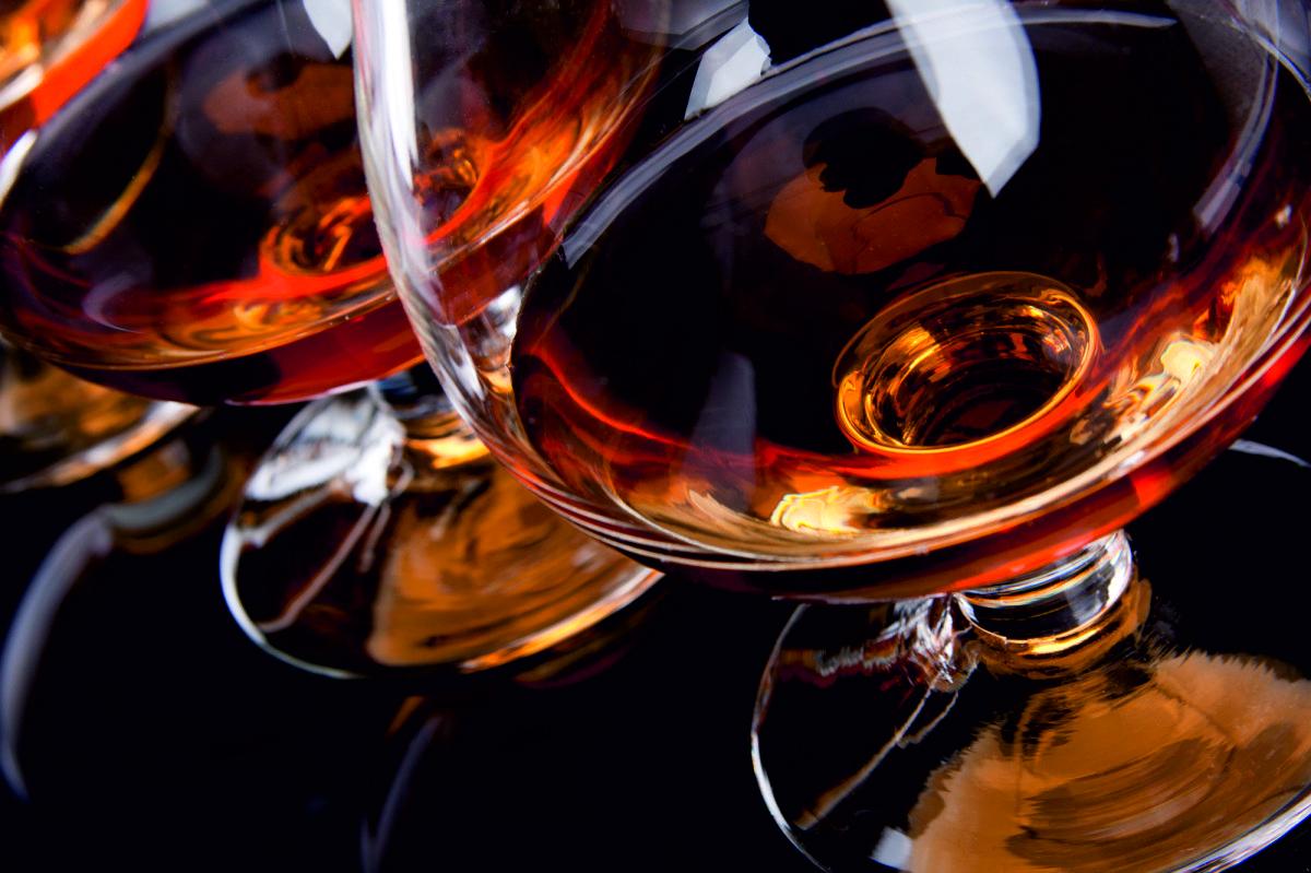 variedades de brandy