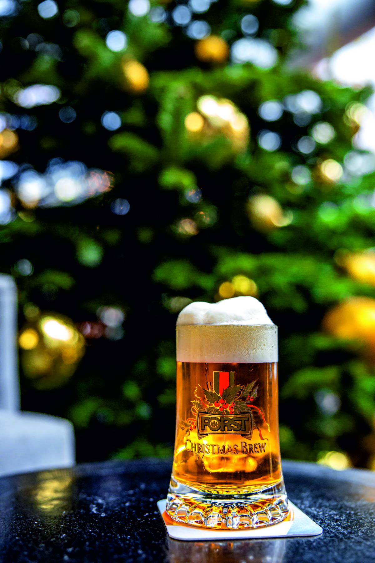 Las cervezas de Navidad