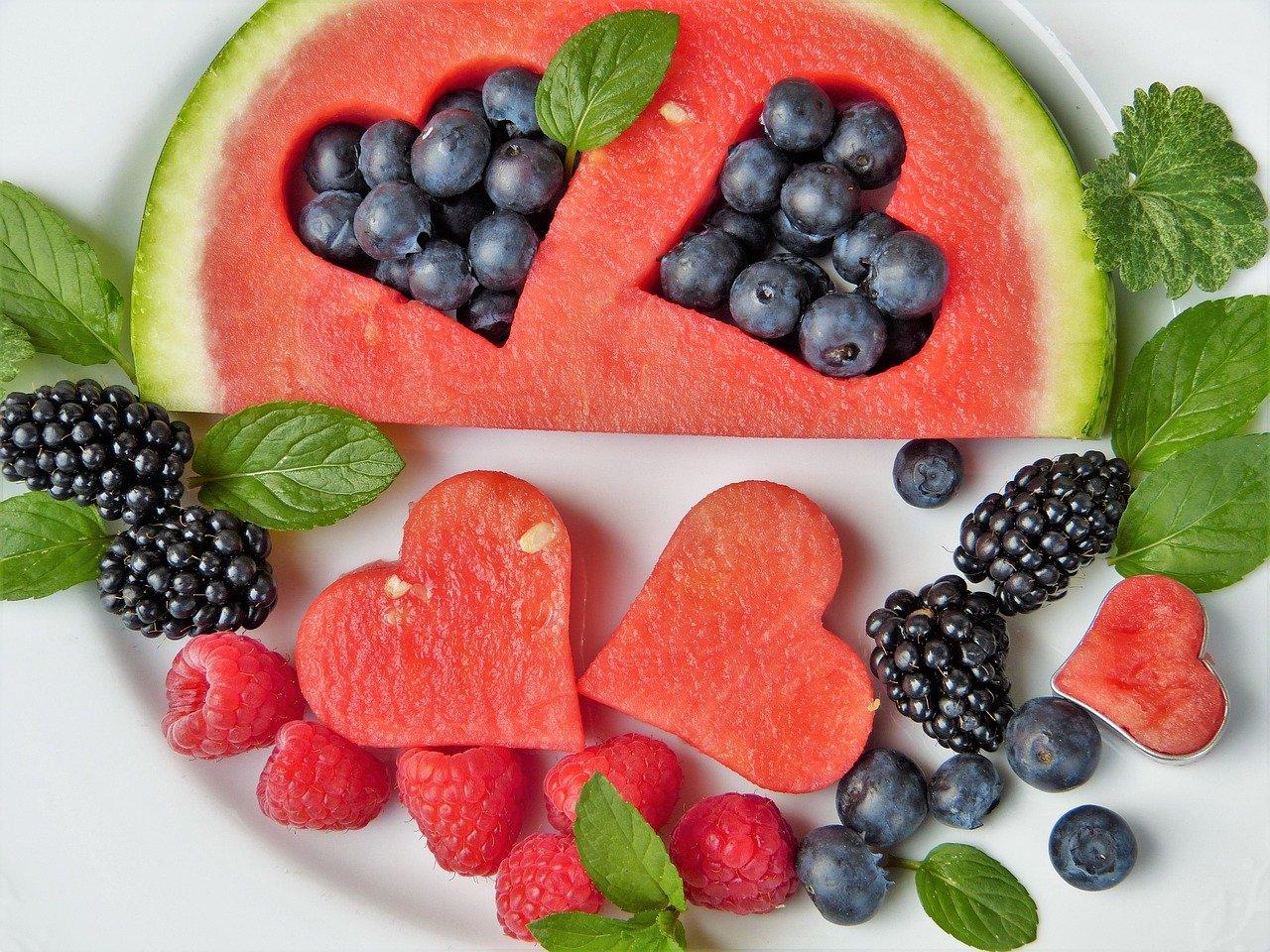Consejos de alimentación durante el verano
